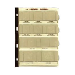BINDER COINS 290X310 GREEN 15R UNI SAFI CATALAN