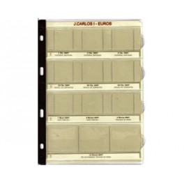 BINDER NEUTRAL (PAP.C./FDC) GARNET PRONUMAS 14112
