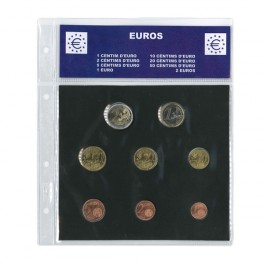 BINDER COINS BROWN CUBA-PESOS STRONG SAFI