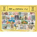 FOLHA EUROS ESPANHA 9 MOEDAS SAFI CASTELHANO