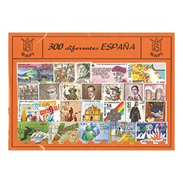 RUSSIAN 1977 STAMPS USED NOT MOUNTED SPANISH