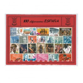 AÑO 1989 RUSSIA NOT MOUNTED SPANISH