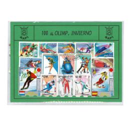 100 DIF. ASTRO MOUNTED SAFI SPANISH