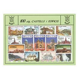 100 DIF. FAUNA MOUNTED CT SAFI CATALAN