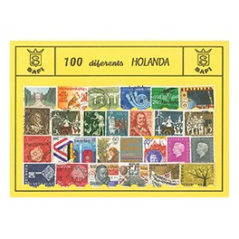 100 DIF. ALBANIA IN PACKET SAFI SPANISH