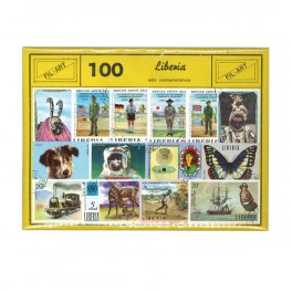 100 DIF. COSTA RICA MOUNTED CATALAN