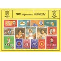 100 DIF. GERMANY FED. MOUNTED SAFI SPANISH