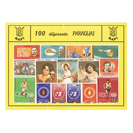 100 DIF. GERMANY FED. MOUNTED CT SAFI CATALAN