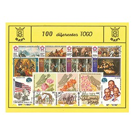100 DIF. CHILE MOUNTED SAFI SPANISH