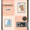 STAMPS OF BLOCKS 2009 N MANFIL SPANISH
