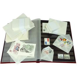 ENVELOPE CRISTAL PAPER 72X58 PQ.100u SAFI