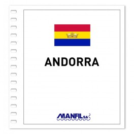 SPAIN 1952 SF MANFIL SPANISH