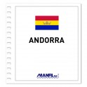 SPAIN 1954 SF MANFIL SPANISH