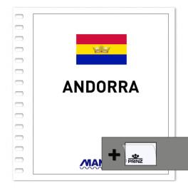 SPAIN 1957/58 SF MANFIL SPANISH