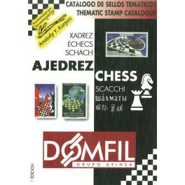 ENV.AIR MAIL 1981/89 N MANFIL SPANISH