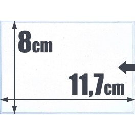 1 POCK.EDIFIL'S SHEET 27.3X30 SAFI