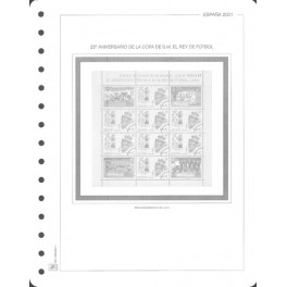 ENVELOPE AIR MAIL 1981/89 SF MANFIL SPANISH