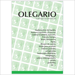Olegario Catalogue